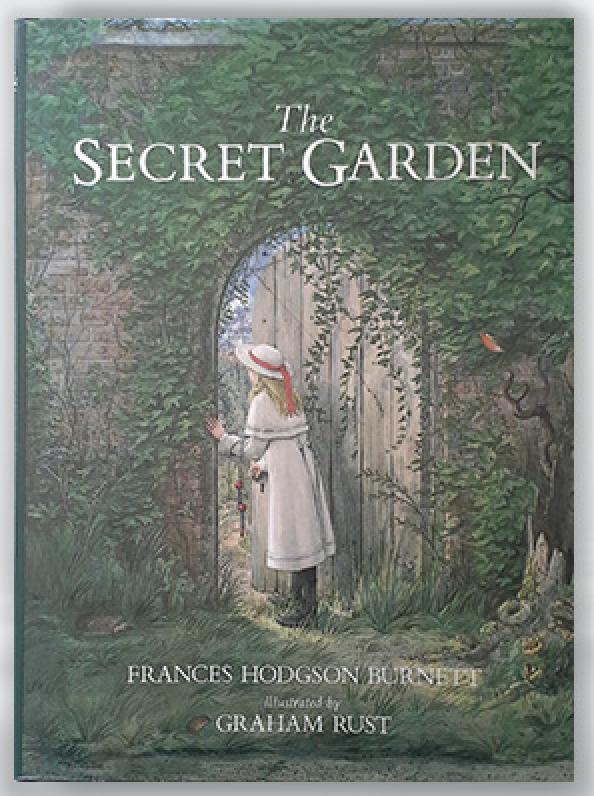 Quarantine Reads By Frankie Thomas The Secret Garden A K Jones